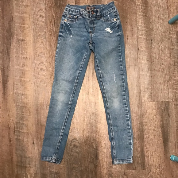 Justice Other - Girls Justice Straight Leg Jeans